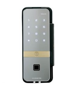 Yale YDG 413 Fingerprint Digital Glass Door Lock