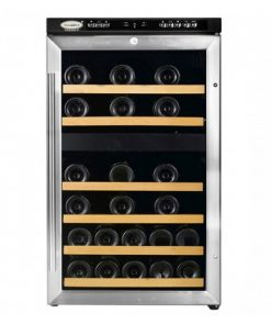 EuropAce 34 bottles wine cooler EWC6340S