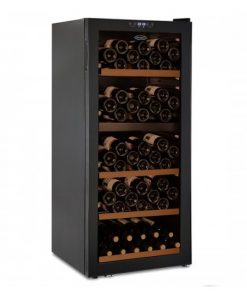 EuropAce 91 bottles dual zone wine cooler EWC6910S