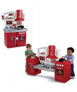 Little Tikes Cook n Grow Kitchen folded unfolded