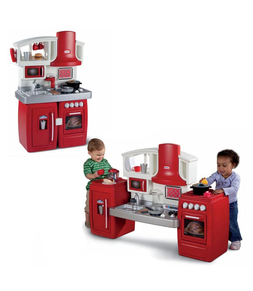 Little Tikes Cook \'n Grow™ Kitchen 626012 – HomeGeeks