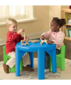 Little Tikes Bright and Bold Table and Chairs Set