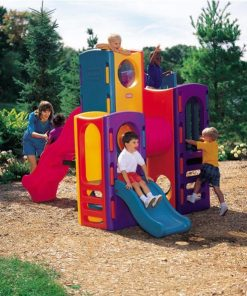 Little Tikes Playground 4370 with children