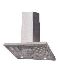 Tecno 90cm high line chimney with advanced sensor control KASC9997