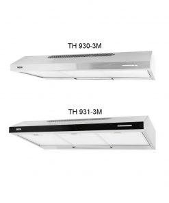 Tecno 90cm slim hood with 3-motor TH930-3M TH931-3M
