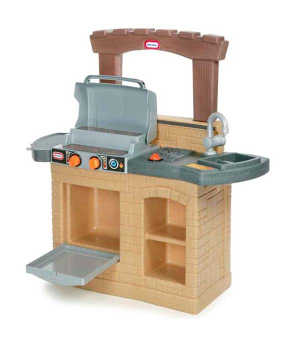 Little Tikes Cook 'n Play Outdoor BBQ™ 633911 - HomeGeeks