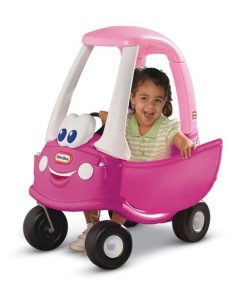 Little Tikes Princess Cozy Coupe-Magenta