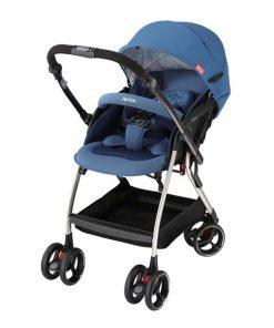 Aprica Optia Blue pushchair