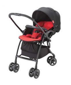 Aprica Luxuna Comfort Red pushchair