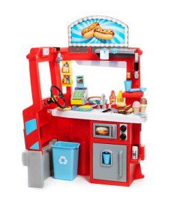 Little Tikes 2-in-1 food truck kitchen