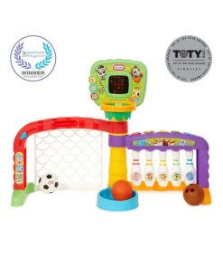 Little Tikes Light and Go 3-in-1 Sports Zone