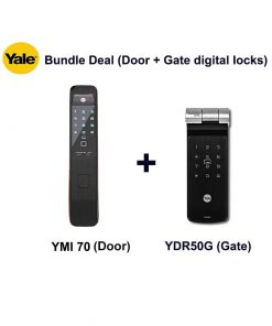 Yale YMI70 and YDR50G Bundle deal
