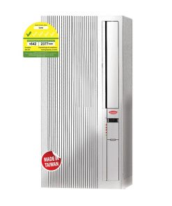 EuropAce 2-in-1 Casement Air Conditioner EAC 397